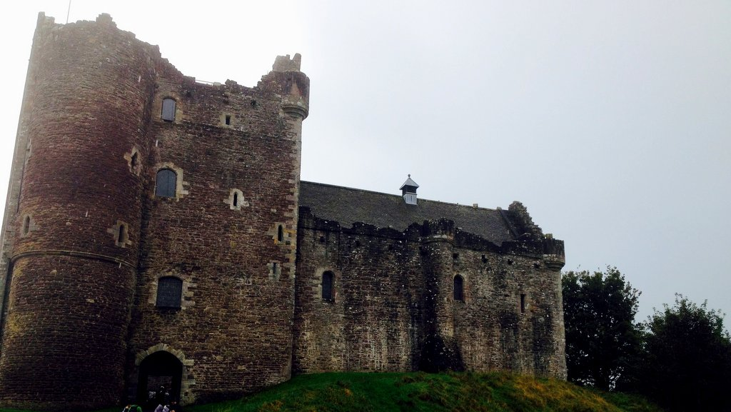 Doune Castle - Photo by Northlands B&B, Pitlochry