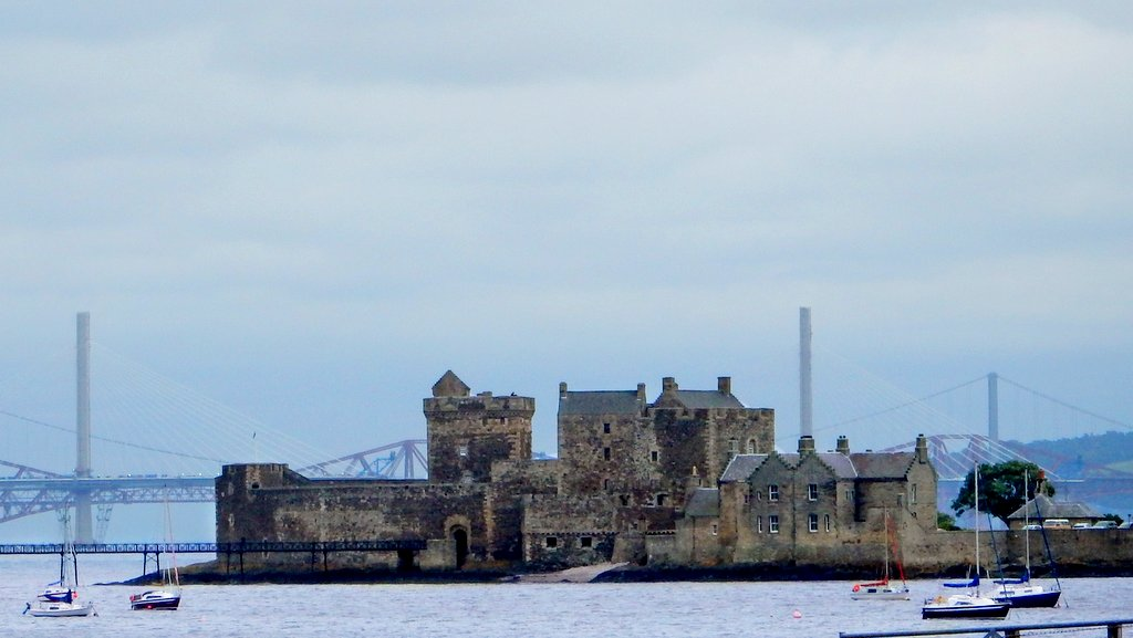 Blackness Castle - Picture by Arden Country House