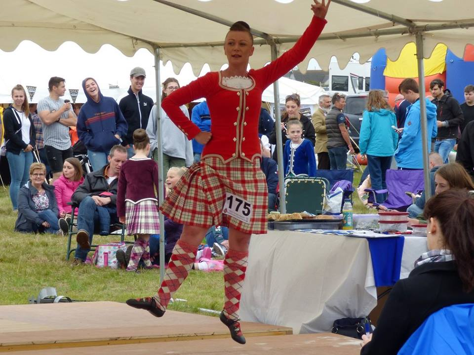 Highland dancing in Caithness, Auld Post Office B&B