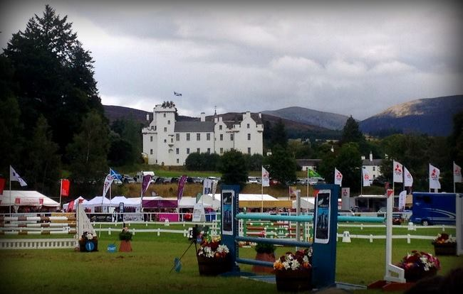 Blair Castle International Horse Trials, Northlands B&B, Perthshire