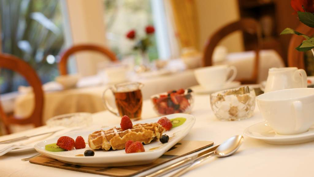 Breakfast at Arden Country House B&B