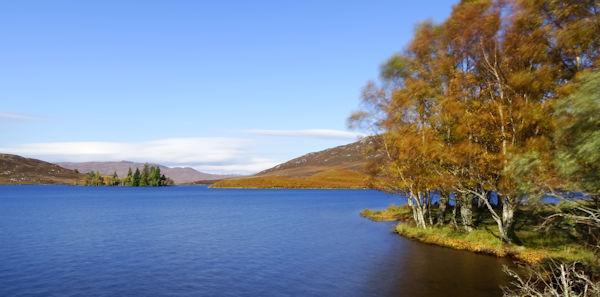 Loch Tarff Scotland