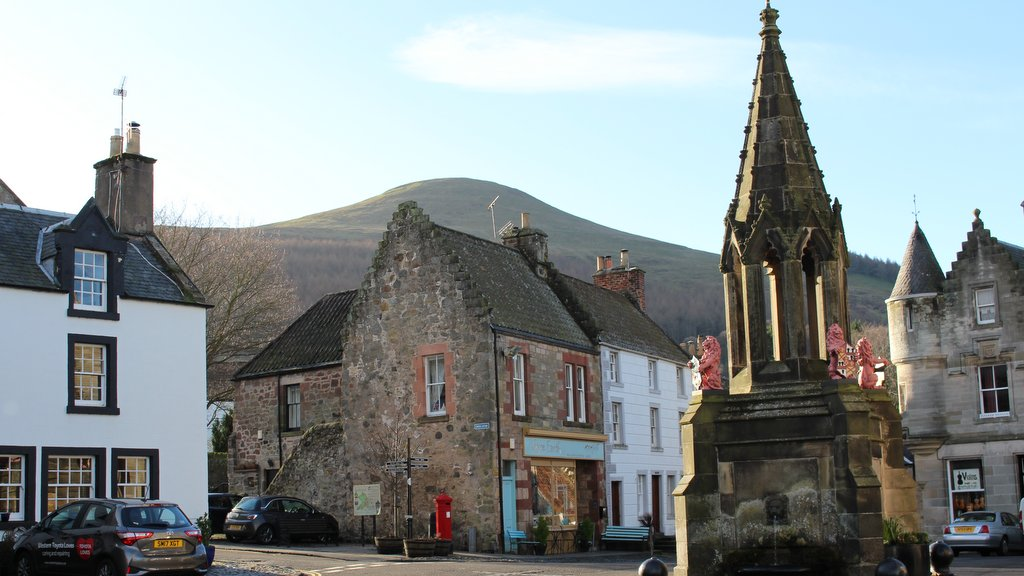 Falkland - Photo by Gruinard Guest House, Burntisland