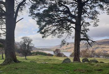 Craigh na Dun, Loch Rannoch