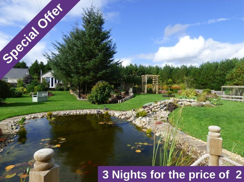Auld Post Office B&B special offer