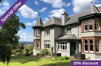 Woodcroft House, Perth, Scotland