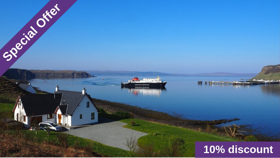 B&B special offers in Scotland