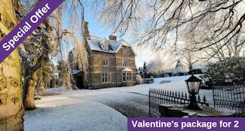 Valentines breaks at Glebe House B&B Perthshire