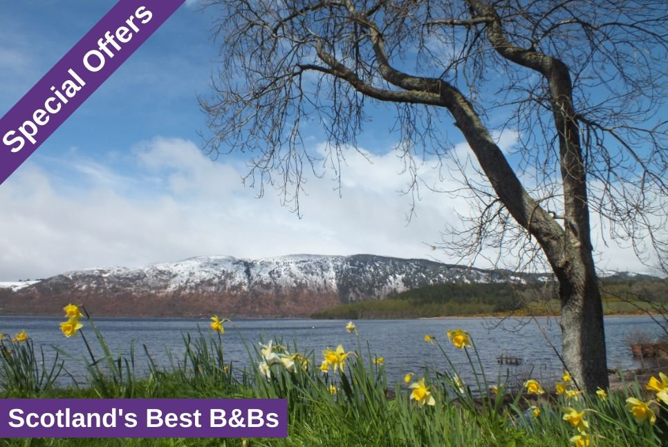 Special offers with Scotland's Best B&Bs