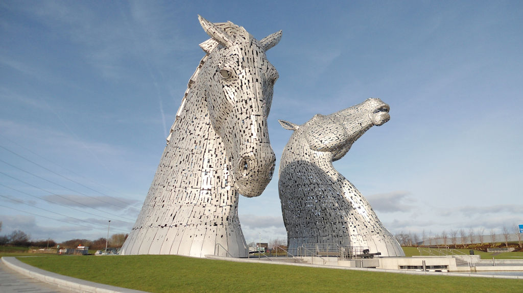 Visit the 'Attractions' pages for sites all over Scotland