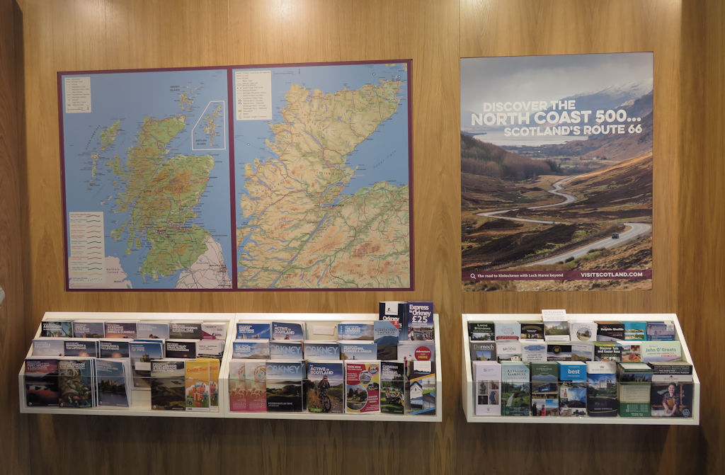 NC500 tourist information