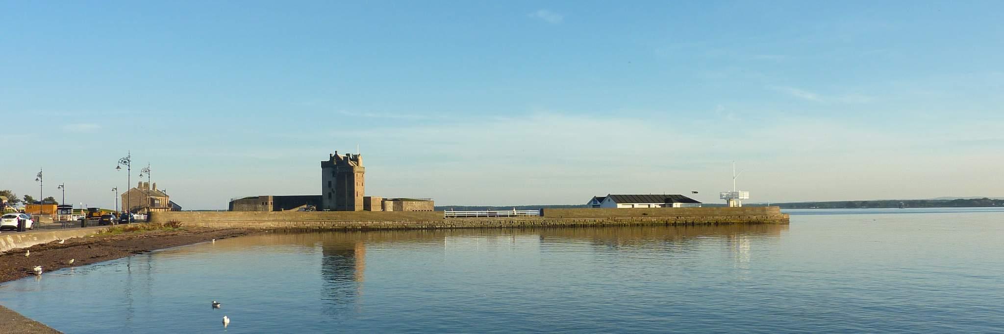 castles in angus  u0026 dundee scotland