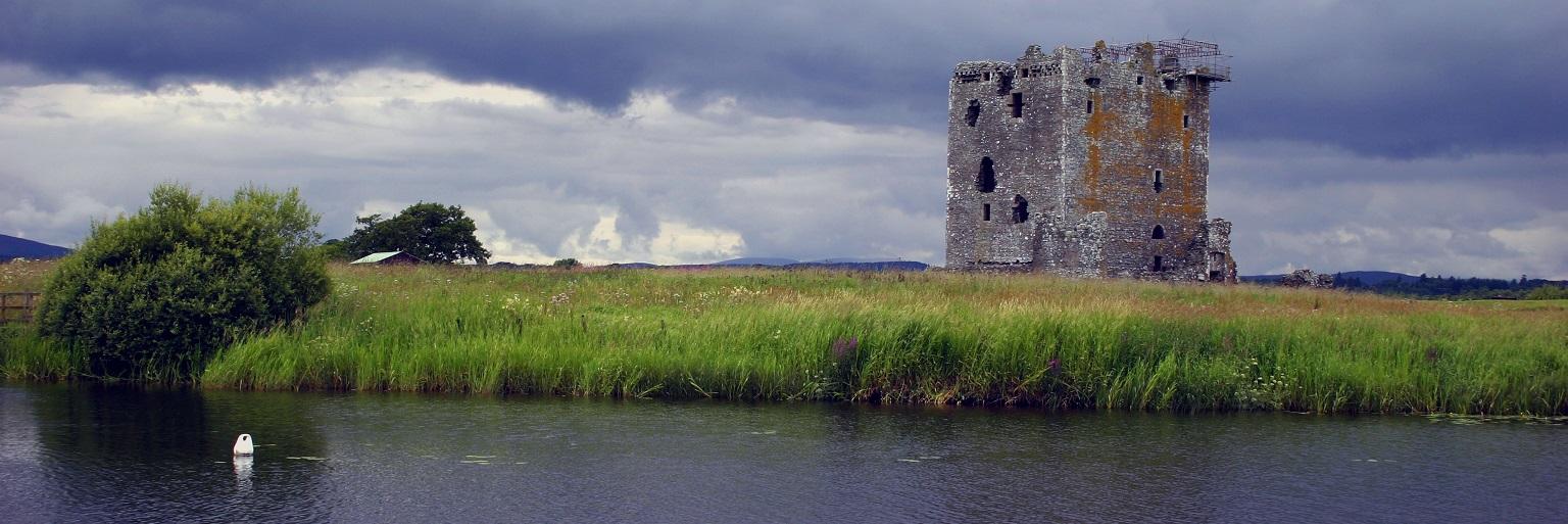 scottish castles in dumfries  u0026 galloway