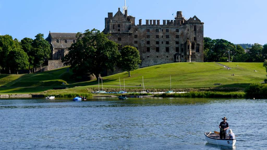 Linlithgow Palace - Photo by Belsyde House B&B, Linlithgow
