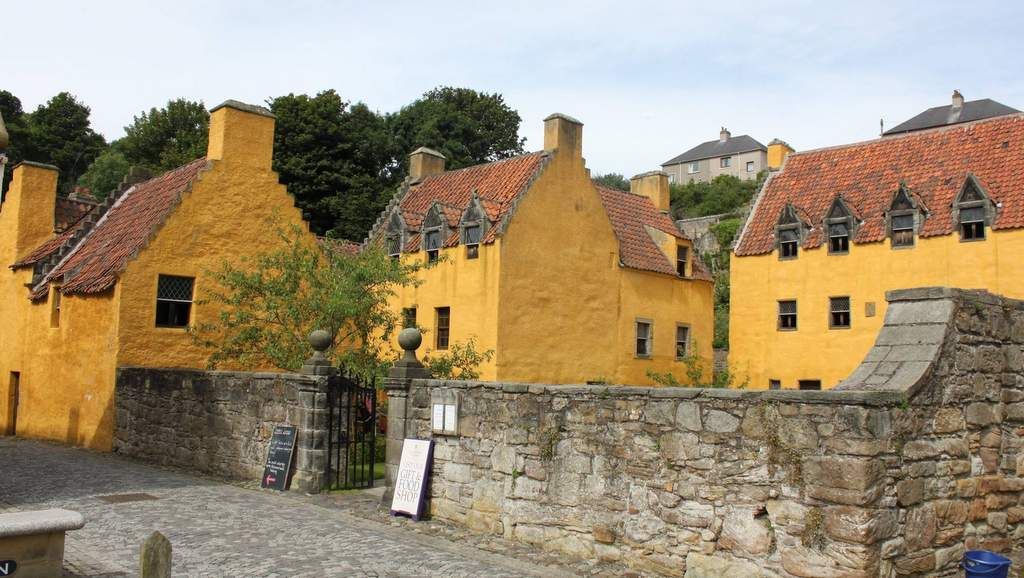 Culross - Photo by Wyvis Boutique B&B, Tillicoultry