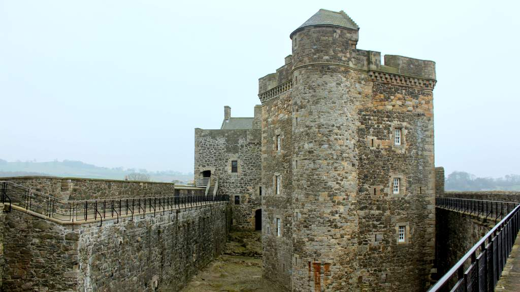 Blackness Castle - Photo by Wyvis Boutique B&B, Tillicoultry